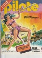 Rare Revue Mensuel Pilote N°37 Bis Juin 1977 - Pilote