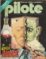 Rare Revue Mensuel Pilote N°47 Bis Avril 1978 - Pilote