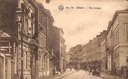 Dison - Rue Longue (animée, Cachet Expres) - Dison