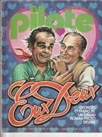 Rare Revue Mensuel Pilote N°17 Octobre  1975 - Pilote