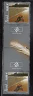 Aland 2010 MNH Scott #308-#309 Degersand, Lillnasberget Gutter Pairs With Emblem - Aland