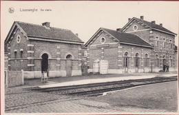 Lissewege Lisseweghe De Statie Station La Gare  Bahnhof (bijgesneden) - Brugge