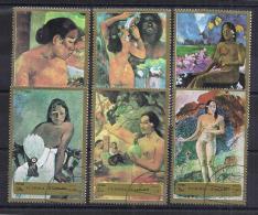 PINTURA - FUJEIRA 1972 - VFU - Desnudos