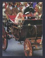 CELEBRIDADES - SAN VINCENT 1986 - Yvert #  (Error - Falta Impresión) - MNH ** ¡RARA! - Familias Reales