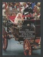 CELEBRIDADES - SAN VINCENT & Gr. 1986 - Yvert # - MNH ** - Royalties, Royals