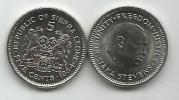 Sierra Leone 5 Cents  1984. UNC - Sierra Leone