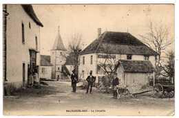 25 : Valdahon-Bas : La Chapelle - France