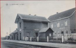 Bornem Bornhem La Gare Station Statie ZELDZAAM (In Zeer Goede Staat) Klein-Brabant - Bornem