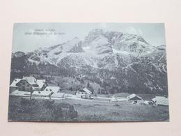 Südtirol : PUSTERTAL Hötel Plätzwiese .....( Fränzl ) Anno 1922 ( See/voir Photo ) ! - Autriche