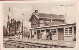 Welle Denderleeuw De Halte Station La Gare Statie (In Zeer Goede Staat) - Denderleeuw