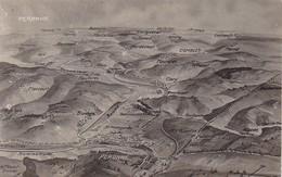 AK Péronne - Landkarte - Carte - Somme - Ca. 1915 (36244) - Peronne
