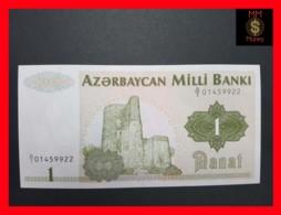 AZERBAIJAN 1 Manat 1992 P. 11  UNC - Azerbaïdjan