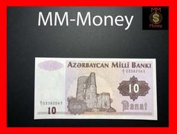 AZERBAIJAN 10 Manat 1992 P.12 UNC - Azerbaïdjan