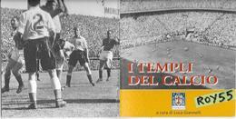 Stadium Estadio Stade Stadio I Templi Del Calcio Libretto (8 X 11) Con 12 Differenti Stadi  (vedi Tutte Scansioni) - Calcio
