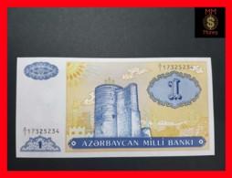 AZERBAIJAN 1 Manat 1993 P. 14 UNC - Azerbaïjan