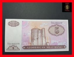 AZERBAIJAN 5 Manat 1993 P. 15 UNC - Azerbaïdjan