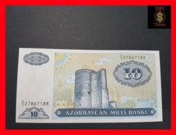 AZERBAIJAN 10 Manat 1993 P. 16 UNC - Azerbaïdjan