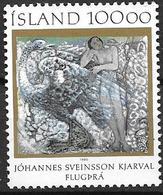 Islande 1985 N° 594 Neuf Johannes Kjarval Peintre - 1944-... Republic