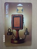 F716 D'Arsonval (3) 50U OB - Téléphones