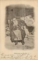 NEGOCIANT EN ETOFFES VOYAGEE EN 1919 - Greece