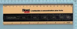 Regle Calcul - Diavol Forte, L'antiacide à Concentration Plus Forte, Calculateur De Profit, Rule - Other