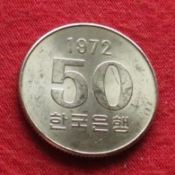 Korea South 50 W 1972 FAO Unc - Corée Du Sud