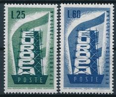 Italien 973-974 - Postfrisch/** - Europa-CEPT