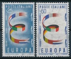Italien 992-993 - Postfrisch/** - Europa-CEPT