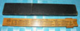 Wooden Slide Rule - 1928 Ingineering  , Keuffel & Esser With Original Case And Instruction - Regle Calcul En Bois - Technical