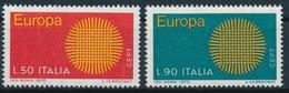Italien 1309-1310 - Postfrisch/** - 1970
