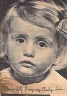 WWII WW2 German Propaganda Leaflet Tract Flugblatt, Please Help Bring My Daddy Home, FREE SHIPPING WORLDWIDE - Vieux Papiers