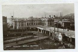 ITALY - AK 331357 Genova - Stazione Marittima - Genova