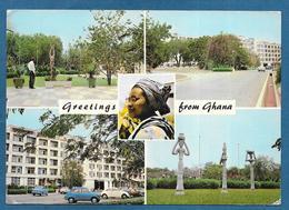 GHANA ACCRA HOTEL AMBASSADOR 1971 - Ghana - Gold Coast