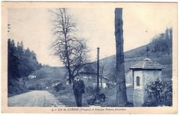 LUBINE - Col De Lubine Et L'ancien Poteau Frontière - Autres Communes
