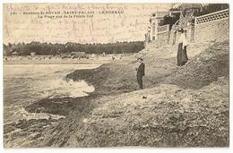 17-13 -Environs De Royan - Saint-Palais - Le Bureau - La Plage Vue De La Pointe Sud - Saint-Palais-sur-Mer