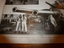 1914-1918 LA GUERRE--> Notre Marine De Guerre (La Bretagne,Le Vergniaud,Chevalier,Orage,Suffren,La Provence,Lutétia,etc - Magazines & Papers
