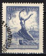 CECOSLOVACCHIA - 1952 - National Philatelic Exhibition, Bratislava Oct. 18-Nov. 2, 1952 - USATO - Czechoslovakia