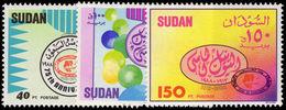 Sudan 1988 Bank Of Khartoum Unmounted Mint. - Sudan (1954-...)