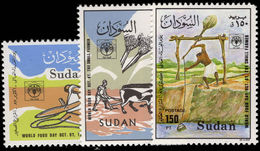 Sudan 1988 World Food Day Unmounted Mint. - Sudan (1954-...)