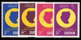 Sudan 1990 Independence Anniversary Unmounted Mint. - Sudan (1954-...)