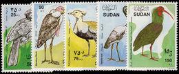 Sudan 1990 Birds Unmounted Mint. - Sudan (1954-...)