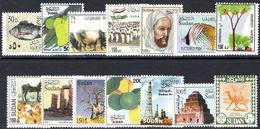 Sudan 2003 National Symbols Unmounted Mint. - Sudan (1954-...)