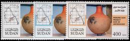 Sudan 2006 Merowe Dam. Safe Archaeology Unmounted Mint. - Sudan (1954-...)