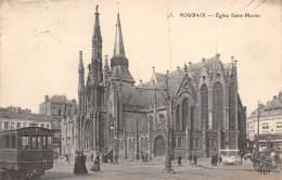 59 - ROUBAIX - Eglise Saint-Martin - Roubaix