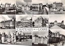 CPM - 37 - Chateaux De La Loire - Non Classés