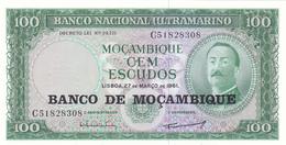 Mozambique - 100 Escudos Not Dated P117 - UNC - Mozambique