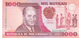 Mozambique - 1000 Meticais 16 Jun 1991 - UNC - Mozambique