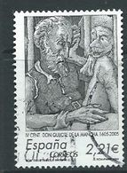 ESPAGNE SPANIEN SPAIN ESPAÑA 2005 FROM M/S QUIJOTE DE HB 2,21€ ED 4161D YV 3751 MI 4046 SG 4107D SC 3356D - 1931-Hoy: 2ª República - ... Juan Carlos I