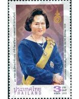Ref. 128385 * MNH * - THAILAND. 2003. 80 ANIVERSARIO DE LA PRINCESA GALYANI VADHANA - Königshäuser, Adel