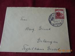 Lettre De 1935 D Allemagne - Briefe U. Dokumente
